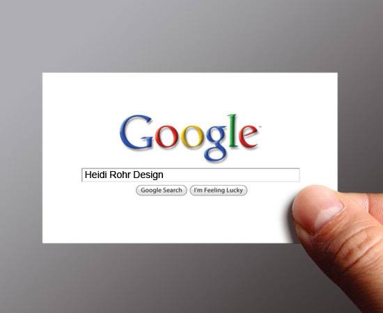 Business Card Monday Free Google Template Daily Design Ideas